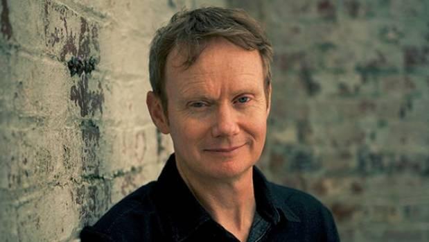 Author Damien Wilkins.