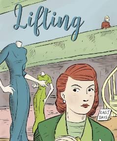 Lifting by Damien Wilkins.