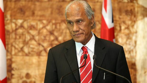 Akilisi Pohiva has been dismissed as Tonga's prime minister.