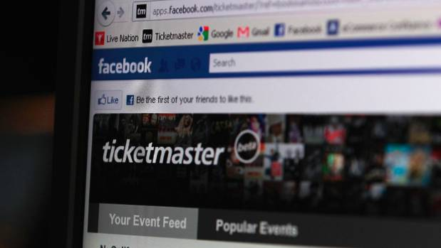 Ticketmaster signed a contract with WREDA to sell tickets for Venues Wellington venues.