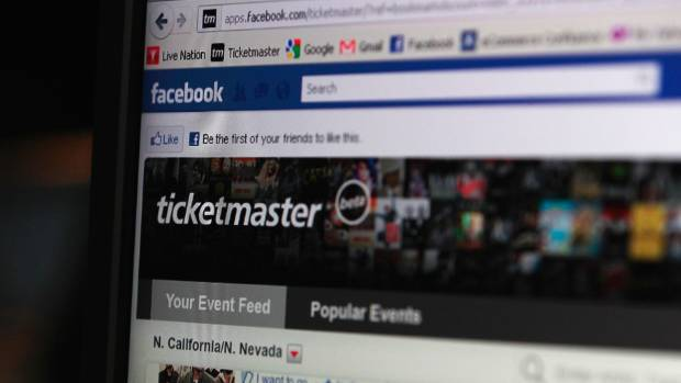 Ticketmaster is one of the largest operators in Australasia.