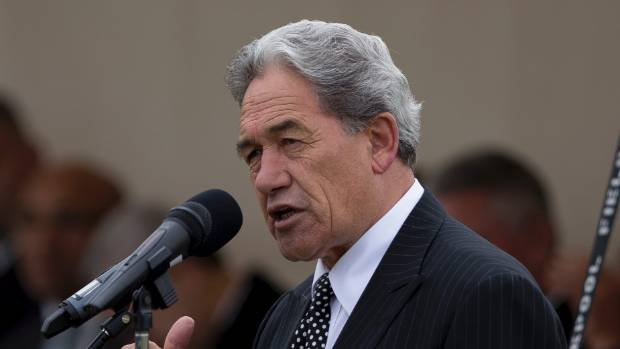 NZ First leader Winston Peters says the Fuji Xerox scandal raises serious questions about whether the country is free of ...