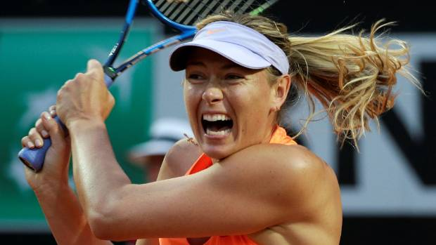Maria Sharapova hits back after French Open wildcard snub