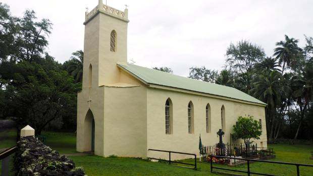 St Philomena at Kalawao was built by Father Damien's own hand.