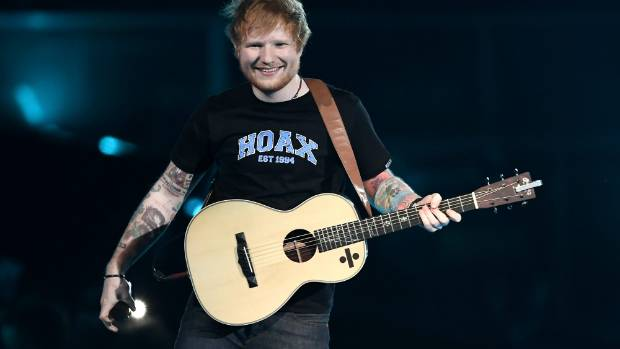 Ed Sheerans Love Based Slow Paced Songs Have Been A Hit With Newly