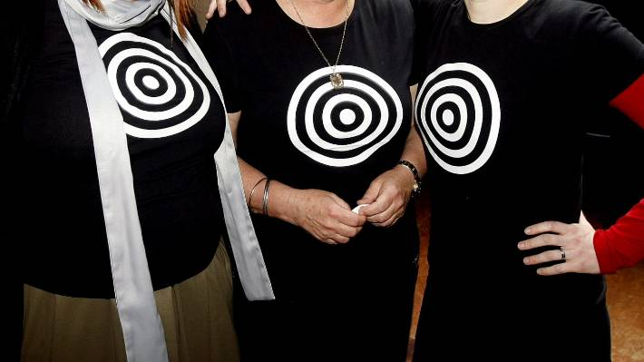 ce9377b8 New Zealand Music Month: What ever happened to the turntable/bullseye t- shirts?