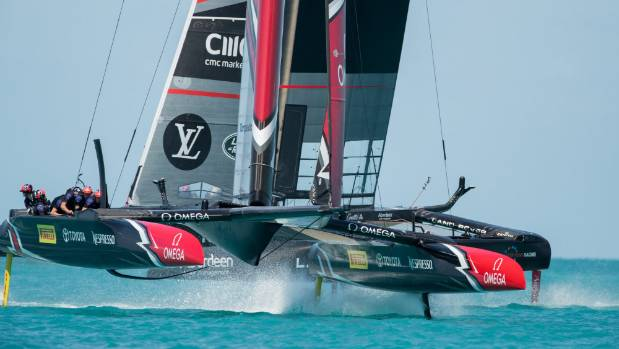 Spithill's key role for Americans in cup