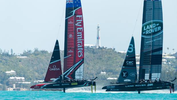 New Zealand gets Pirelli on board just in time for America's Cup