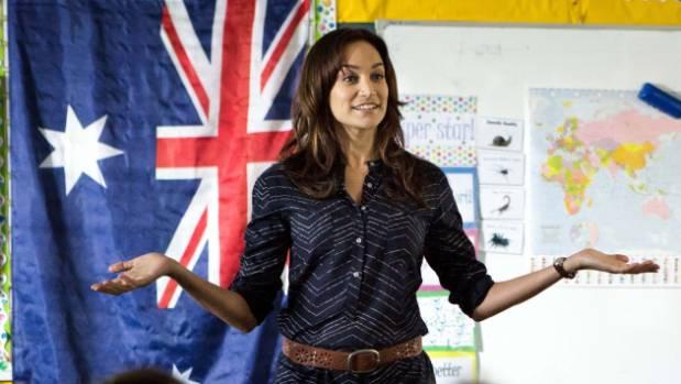 Nicole da Silva says she loves 'telling Australian stories'.