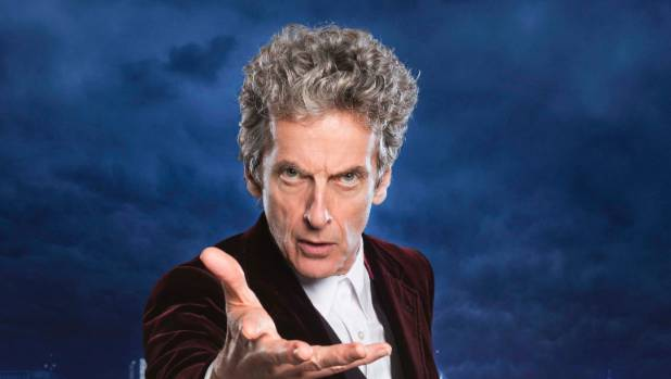 Peter Capaldi's crotchety older man is an echo of the first layer of Doctor Who's now-long-worn stencil, the late actor ...