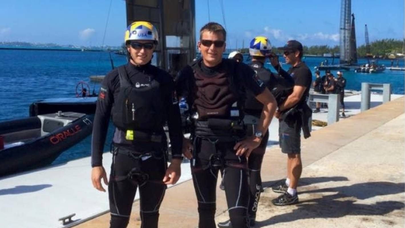 Jimmy Spithill felt sorry for Dean Barker in 2013 America's Cup win