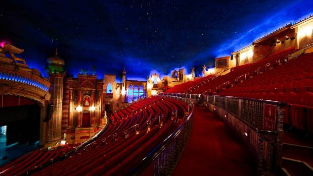 The 2300 seat Civic Theatre will be open for public tours.