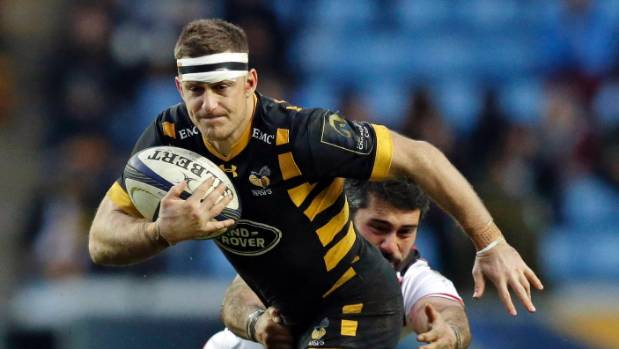 English club rugby's Aviva Premiership player of the year.