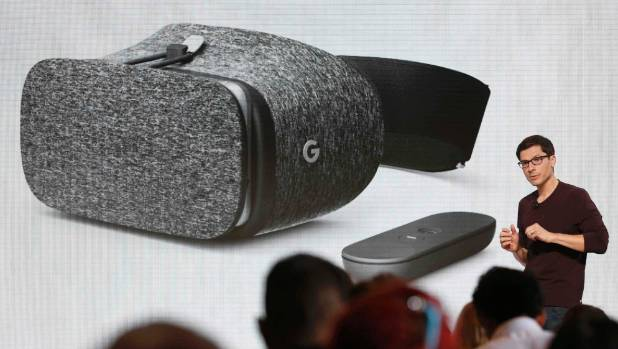 Google Announces Standalone Virtual Reality Headset