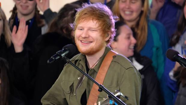 Ed Sheeran will probably not be playing Christchurch.