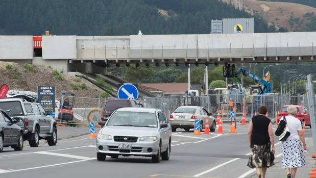 NZTA acknowledges there is noise from bridge joints, but says that is a national problem and not one that is easily ...