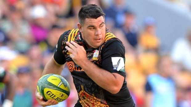 Dwayne Sweeney (pictured at the Brisbane Tens) is back in Waikato after playing in Japan.
