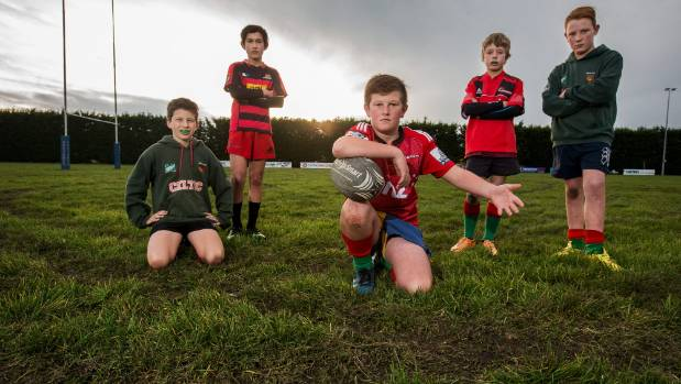 Celtic under-12 rugby players are gutted with what has happened to their fields, forcing them to move their games to ...