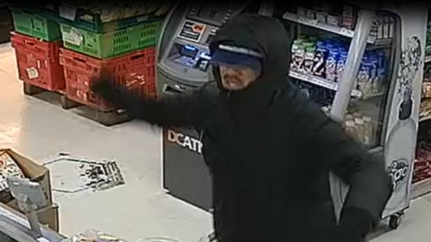 Four men wanted after a Mangere dairy was robbed, on Tuesday evening, have been arrested.