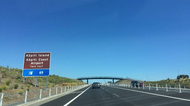 The $630 million first section of the Kapiti expressway has also made travelling into the capital by road a more ...
