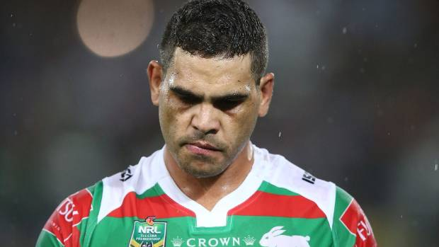 Greg Inglis has checked into a rehabilitation centre for personal isues.