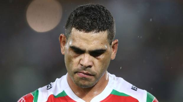 Former NRL player Greg Inglis struggled with his retirement this year.