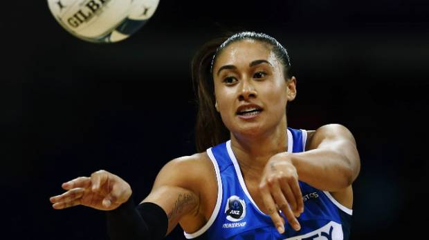 Maria Tutaia's Mystics battled to overcome the Stars.