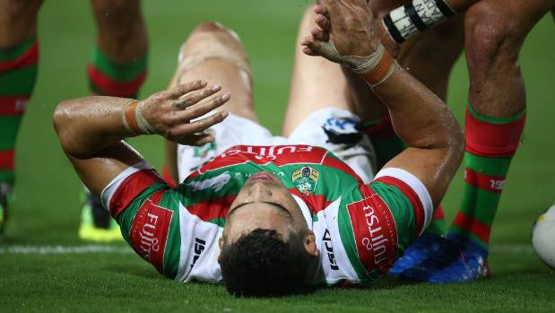 Inglis tore his ACL in March during round one of this season's NRL.