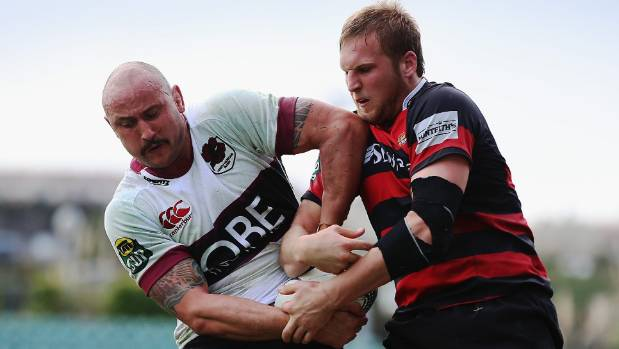 Retiring Kiwi rugby veteran Hayden Triggs, left, says the game is not the same, with social media pressures a scourge.