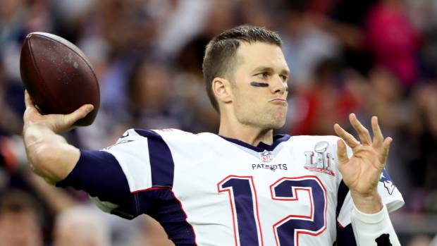 New England Patriots' quarterback Tom Brady has ignored his wife's pleas to retire.