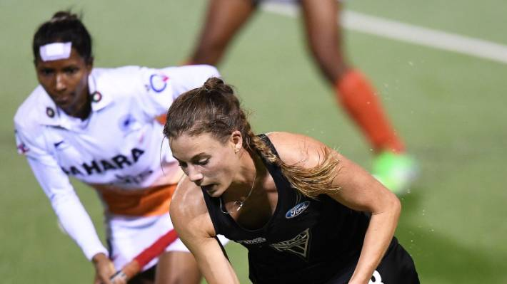 Black Sticks Women S Hockey Side Out To Sharpen Up In Two Tests