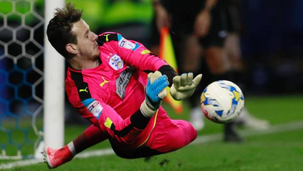 Huddersfield hold nerve to reach play-off final
