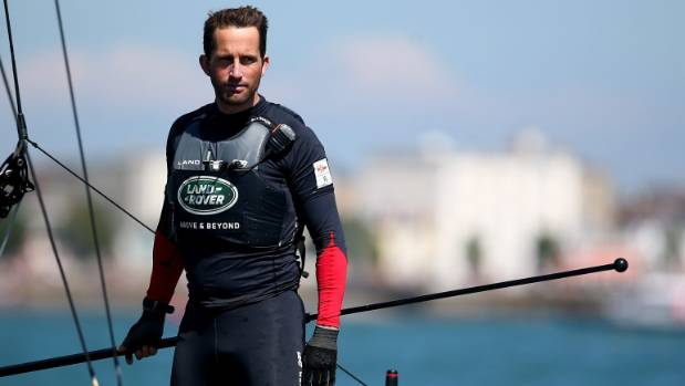 Struggling Team Land Rover BAR skipper and CEO Sir Ben Ainslie has plenty on his mind as the America's Cup quickly looms.