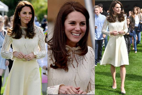 THE GOOD: Is it our absolute favourite dress the Duchess of Cambridge has ever worn? Probably not. But you can't deny ...