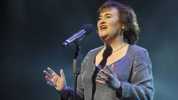"Susan Boyle: her rendition of ""I Dreamed a Dream"" helped win her stardom; columnist Grant Shimmin says he has a new ..."