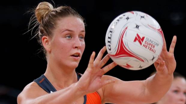 Jamie Lee Price left New Zealand this year for a season at the NSW Giants.