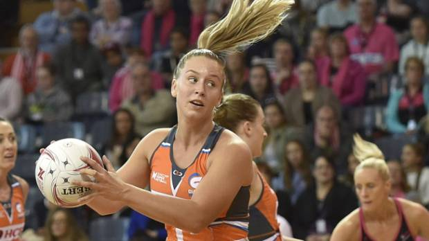 Jamie-Lee Price has been proving her worth in the Australian Netball league.