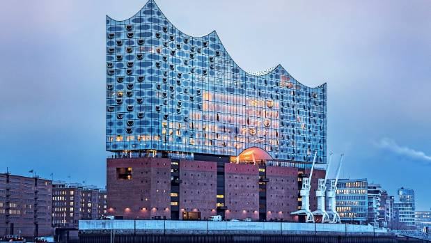 Elbphilharmonie opened to international acclaim on January 11.