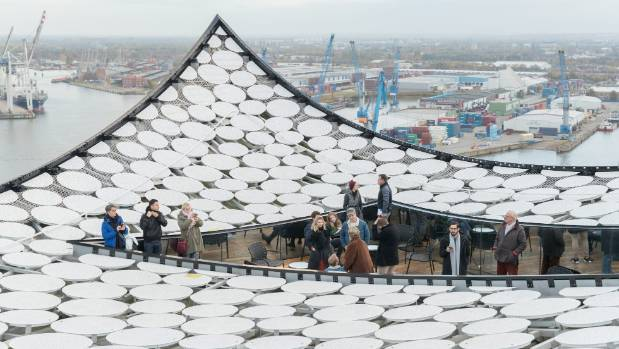 Elbphilharmonie took more than a decade to design and build.