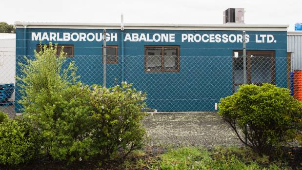 The Marlborough Abalone Processors factory is closing its doors after the Kaikoura fishery was hit by the earthquake.