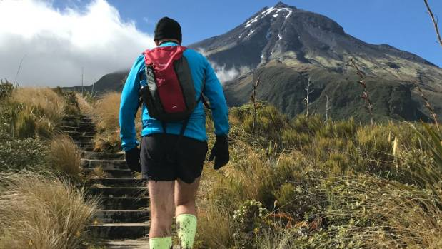 The Pouakai Crossing walk is one of New Zealand's premier one day walks.