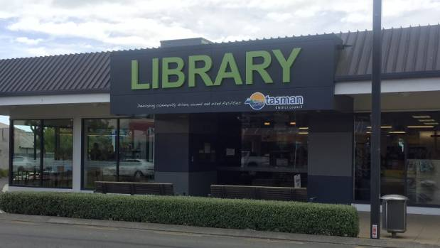 The funding of Tasman District Libraries, including Richmond Library, is set to form part of the 2018-28 Long Term Plan ...