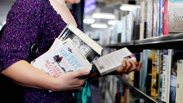 New-book rentals generate about $60,000 a year for Tasman libraries.