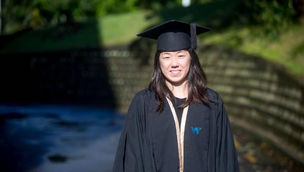 Mariana Horigome is graduating from WITT. She is from Brazil.