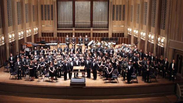 More than 40 members of the University of Notre Dame Concert Band will be in New Zealand this month as part of an ...