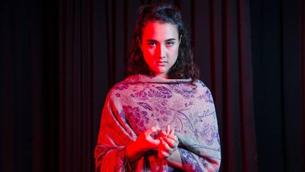 Tabatha Pini-Hall plays Lady Macbeth.