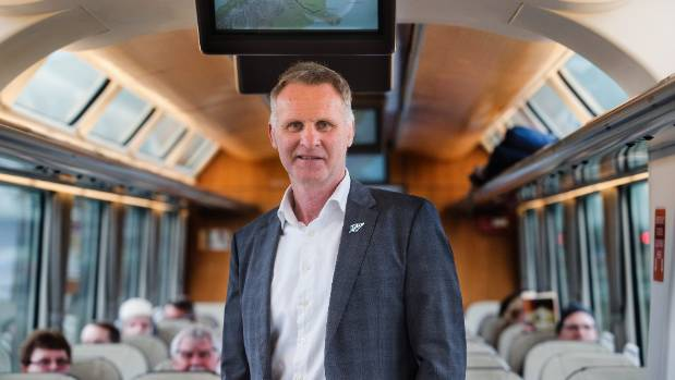 KiwiRail chief executive Peter Reidy wrote in an opinion piece last week that more investment was needed in Port ...