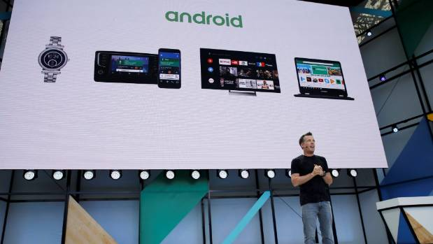 Most of the updates coming to Android involve little tweaks.