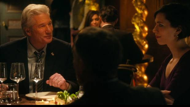 Richard Gere will also be seen on screens later this year in the dramatic-thriller The Dinner.