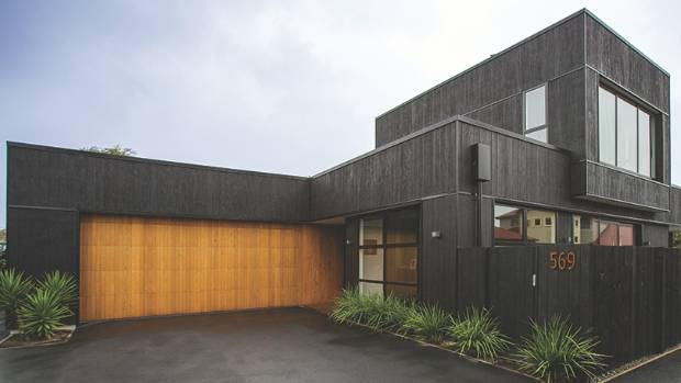 """Builder-owner Jeff Root always wanted a """"black box on a black box""""."""